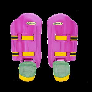 CONJUNTO DE HOCKEY Jrs ( zapato y pernera)