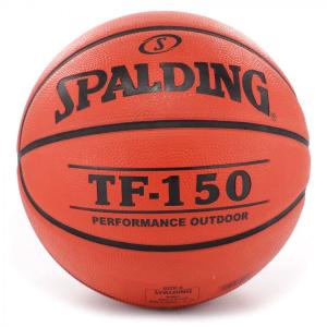 PELOTA DE BASQUET SPALDING PERFORMANCE SIZE 7 RUBBER FIBA