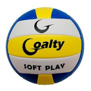 PELOTA DE VOLEY Nº5 GOALTY COSIDA SOFT PLAY
